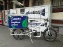 Zahájili jsme provoz cyklokurýrů pro Alza.cz a.s.